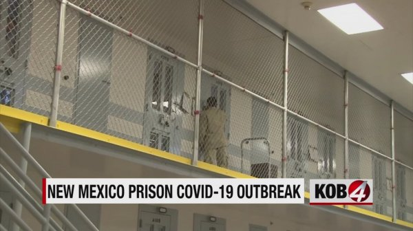 MASSIVE COVID-19 OUTBREAK AT A SOUTHERN NM PRISON HITS JUST ONE TYPE OF INMATES — SEX OFFENDERS. THAT'S BY DESIGN.
